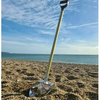 """Sito 8"""" (200mm) Standard Sand Scoop"""