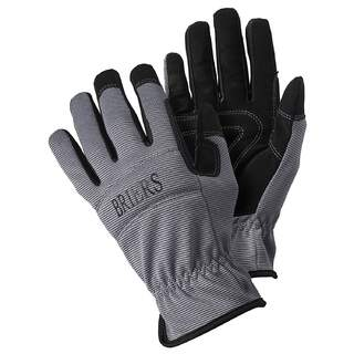 Briers Flex & Protect Gloves, Grey, Large