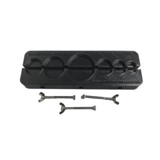 Coin Cleaning Block - 6 Sizes - V2