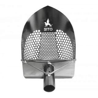 """Sito 8"""" (200mm) Standard Sand Scoop - Mix"""
