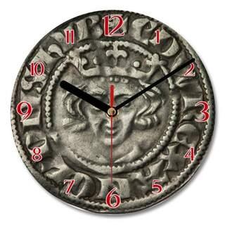 Wall Clock - Edward I Penny
