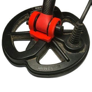 Minelab Equinox 800 - 600 Coil Yoke Stiffener For 6 '' Coils