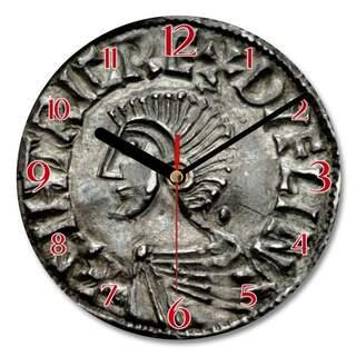 Wall Clock - Saxon Penny