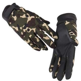 Anti-Slip Silicon Gloves