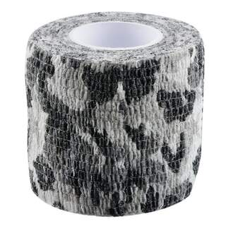 Self-adhesive Camouflage Wrap Camo Stealth Tape - Gray