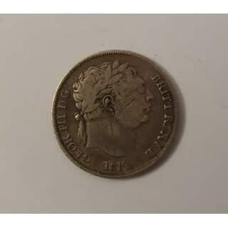 George III 1819/8 Sixpence *Rare