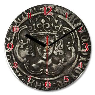 Wall Clock - Henry VII Silver Groat