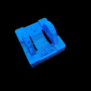 Minelab Equinox 800 - 600 - 11' or 15'' Coil Yoke Stiffener and Repair Blue