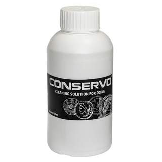 Conservo Cleaning Solution for Coins - 250ml