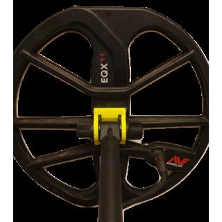 "Minelab Equinox 800 - 600 Coil Yoke Stiffener 11'' & 15""- Yellow"