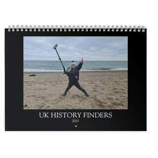 Calendar 2021 - Members Finds