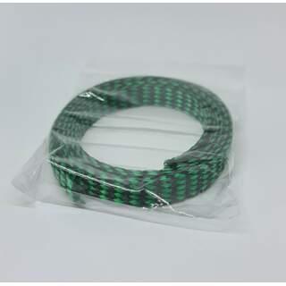 Metal Detector Cable Skin - Green - Black