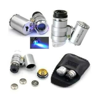 Mini 45X Pocket Microscope